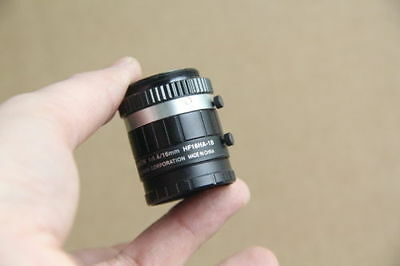 1PC  Used FUJINON 1:1.4 16MM HF16HA-1B