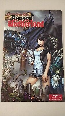 Beyond Wonderland Issue 0 Zenescope Comics
