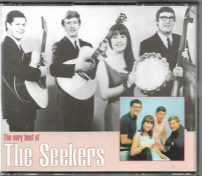 Readers Digest Very Best of The Seekers 3-CD in fatbox with booklet