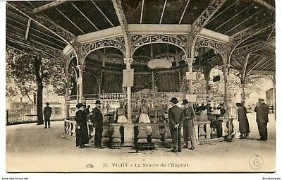 CPA - Carte postale -France -  Vichy - La Source de l'Hôpital (CP886)