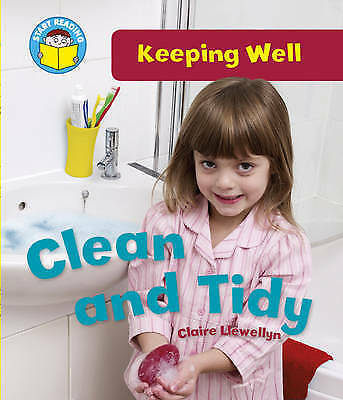 Clean and Tidy by Claire Llewellyn (Paperback, 2011)-H010-9780750263818