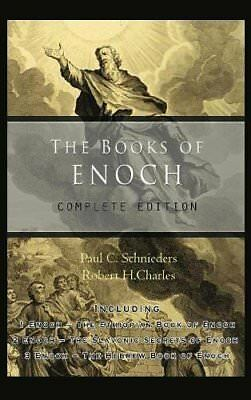 The Books of Enoch: Complete edition: Including (1) The Ethiopian Book of Eno...
