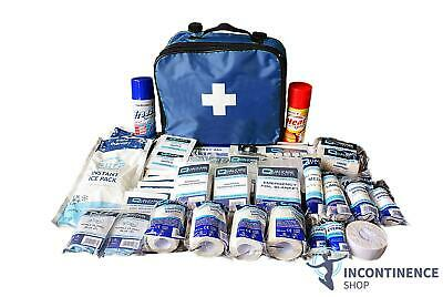 Sports First Aid Kit - Touchline Elite - Long Expiry - Sports and Outdoors