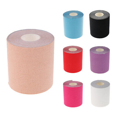 5m Kinesiology Tape Athletic Muscle Support Sport Physio Therapeutic Tape