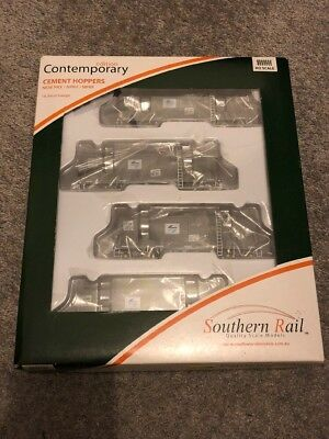 Southern Rail Models NPRY Cement Hoppers
