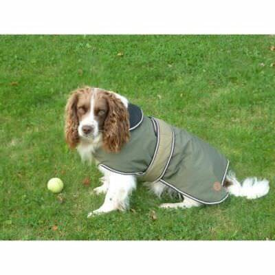 Country Pet Outdoor Stylish Dog Coat – Waterproof, Breathable – 40 cm- Small