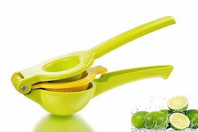 Lime Lemon Squeezer Metal Citrus Juicer Manual Orange Press Easy Hand Presser
