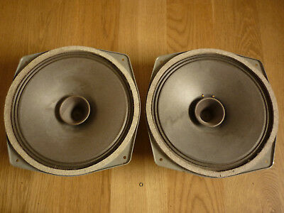pair of RFT L 3401 12inch full range in ok condition full working worldw.ship
