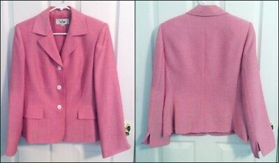 Woman's Le Suit Blazer - pink