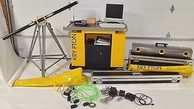 Portable CMM 600 ft³ Hand Held Space Probe Measuring Machine Nikon Mobile 0.002
