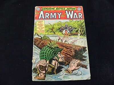 DC Comics Our Army at War #23