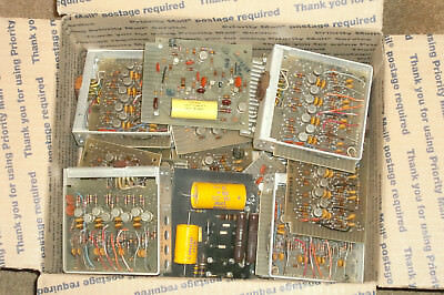 1 Lot Of 23 Vintage Circuit Boards From Cmc Model 726C Frequency Counters