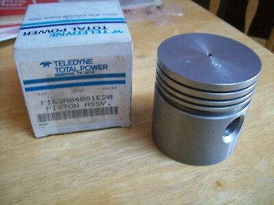 Lincoln SA200 Welder 20 Over Piston For Continental F162 & F163 Engine NOS