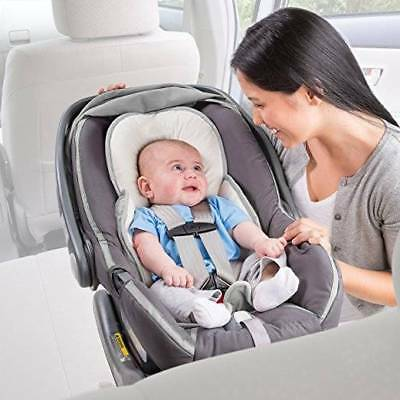 and Strollers Ivory Cotton Snuzzler Infant Head and Body Support for Car Seats Z