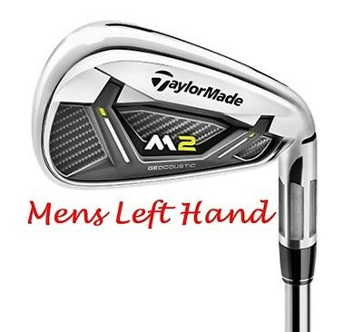 Taylormade M2 (2017) No. 4 Iron - Regular Flex - Steel Shaft - Mlh - New!!