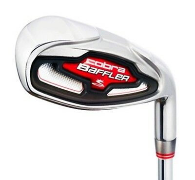 Cobra Baffler No. 4 Iron - Regular Flex - Graphite Shaft - Mens Right Hand - New