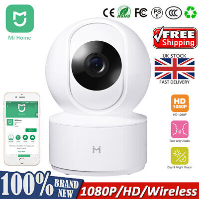 Ring Video Doorbell Wireless WiFi Security Phone Bell Intercom 720P 2 Way Talk