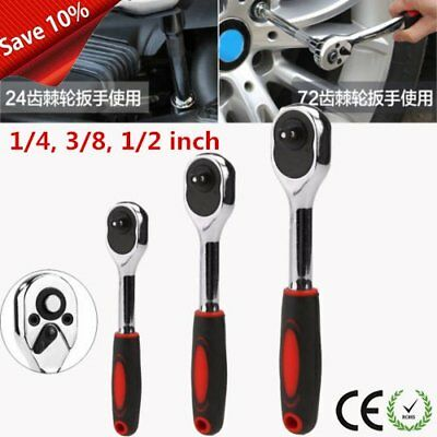 """1/2"""" &1/4"""" & 3/8"""" Drive Torque Ratchet Wrench Micrometer 28-210nm HQPL"""