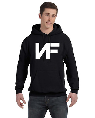 NF Hoodie Real Therapy Session Word Collaoration Intro Mansion Music Sweatshirt