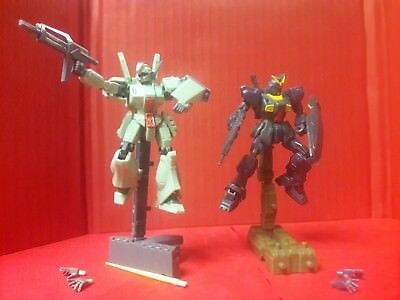 Assault Kingdom Jegan and Gundam Mk II