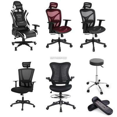 Superbe Ergonomic Office Chair 360°Swivel Executive Padded Office Stool Chair  Adjustable
