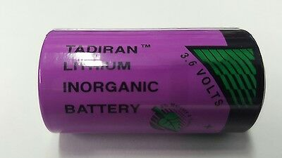 R14 Lithium Inogranic Battery Sl-2770 / 3,6 Volt 8,5Ah.Neu