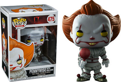 Pennywise With Balloon Blue Eyes Exclusive Pop It 2017
