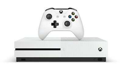 Microsoft Xbox One S White 1TB Video Game Console