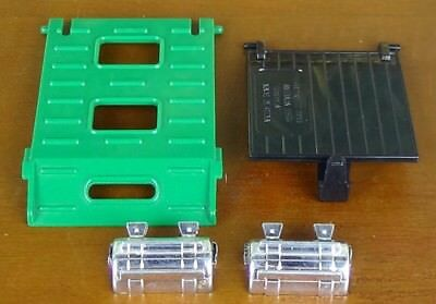 Hess 1995 Gasoline Toy Truck Battery Door Ramp Fuel Tanks Only Original Parts