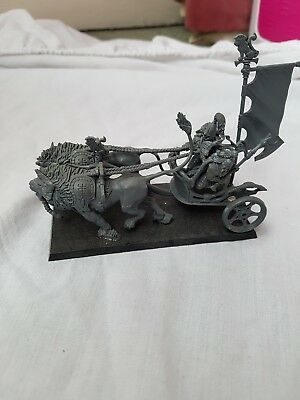Warhammer Fantasy Battles or AoS High Elves Aelf Lion Chariot Of Chrace