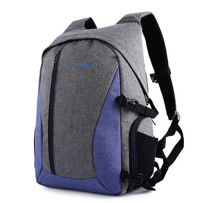 PROWELL DC21439 DSLR Camera Photography Backpack For Outdoor Travel Ergonomic
