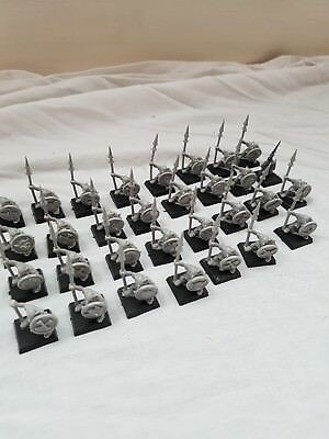 Warhammer Fantasy/Age of Sigmar - GROTS GOBLINS WITH SPEARS X 31