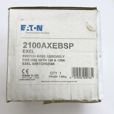 Eaton BMBT1003 100A Incomer Kit For 3P Terminal Block