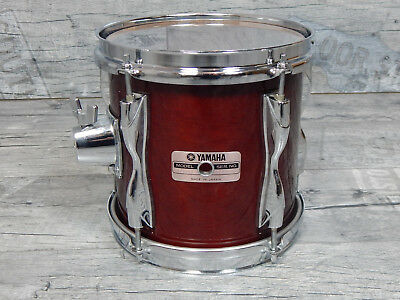 Yamaha 8x8 Tom 9000 Recording Custom Drums Schlagzeug  Made in Japan Cherry Wood