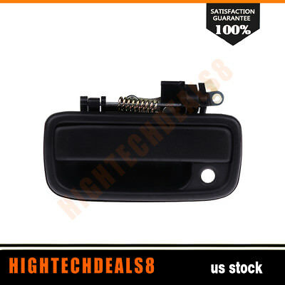 Outer Outside Exterior Door Handle Front Driver Left Side for 04-12 Toyota Hilux