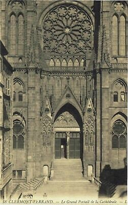 CPA -Carte postale-France-Clermont Ferrand - Cathédrale (iv 431)