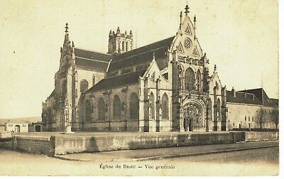 CPA -Carte postale-France - BROU - Son Eglise (iv 453)