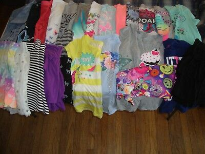 Lot Of Girls Clothes Size 14 14-16