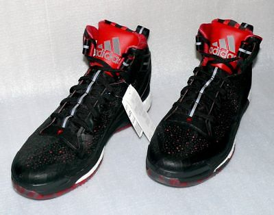 free shipping 59085 20b37 Adidas S84944 Performance D Rose 6 Boost Basketball Schuhe 55 2 3 UK19  Black Rot
