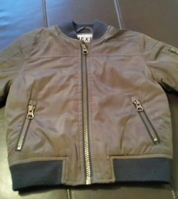 9-12mths boys jacket