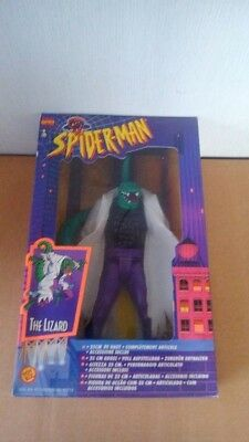 Figur Spiderman The Lizard von ToyBiz in OVP 1995