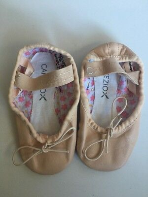 Capezio Daisy 205 Ballet Shoes 7M US (Toddler/Little Kid) *Free Shipping*