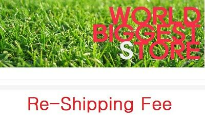 Re - Shipping Fee (Tracking code) New Buyers! Do not Purchase This!