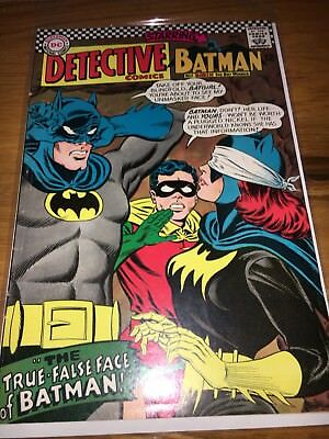DETECTIVE COMICS #363 2nd app. New BATGIRL! Batman DC Comics 1967