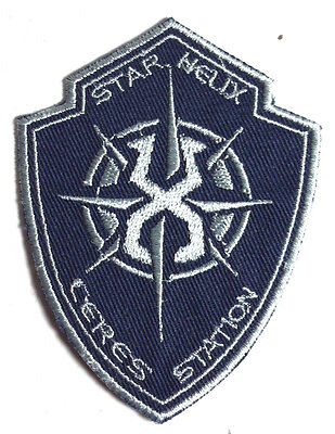"""Expanse TV Series Star Helix - Ceres Station 3.25"""" Tall Shield Patch (EXPA-03)"""