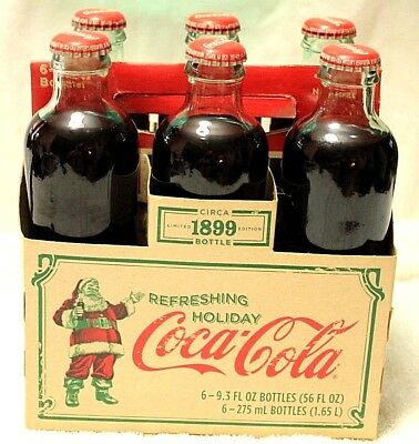 1899 reproduction Coca~Cola, Unopened in great shape, bottled in 2007