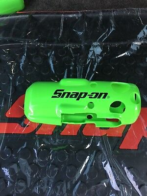 """NEW Snap-On Extreme Green 14.4V 3/8"""" CT761 Protective Boot CT761GBOOT COVER"""