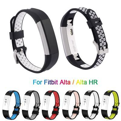 Band Silicone Bracelet Replacement Wristband Wrist Strap for Fitbit Alta HR