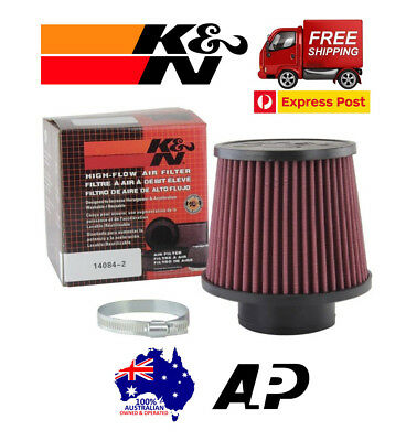 "K&n Filters Air Filter 3"" Pod Filter 14084-2 Universal Fitment"