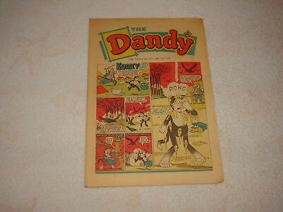 Dandy Comic 1377 13 April 1968. Late 50th birthday gift!!!